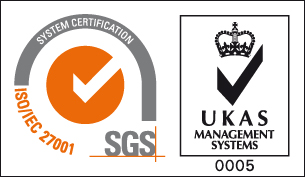 CNS is ISO27001:2005 accredited by SGS