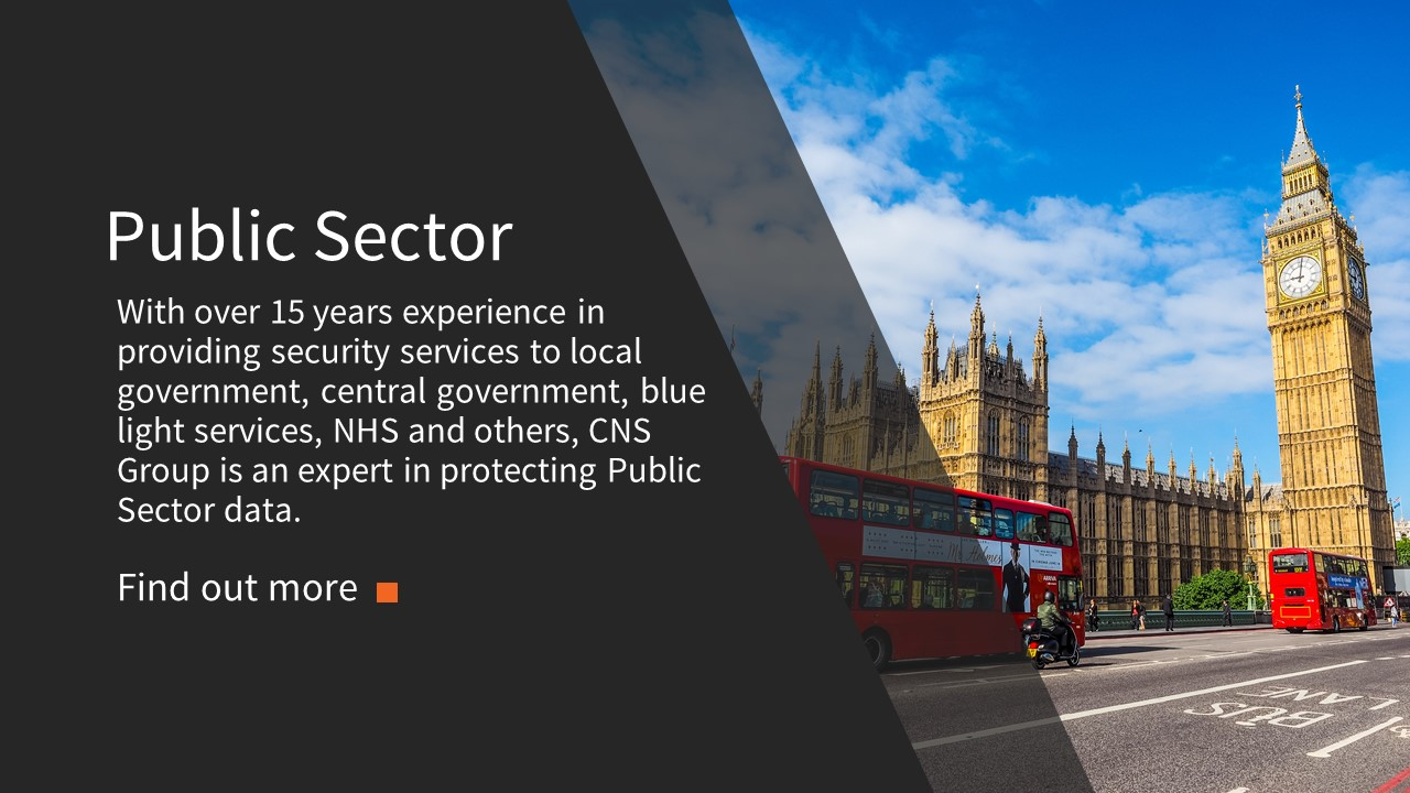 Public Sector - Banner