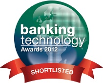 Banking Tech Awards 2012 Logo shortlist